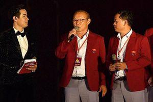 Huấn luyện viên Park Hang Seo: 'Chúng tôi rất tiếc khi không mang huy chương đồng về cho Việt Nam'
