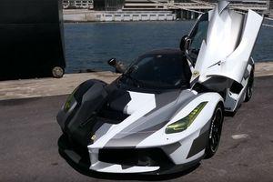 Bạn có dám 'phá' một chiếc xe Ferrari trị giá 5 triệu USD?