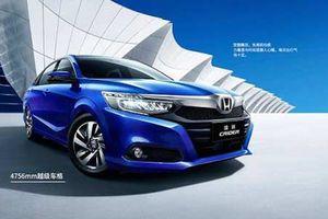 Xe giá rẻ Honda Crider 2019 ra mắt tại Trung Quốc