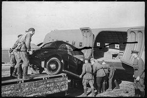 Chiến tranh Thế giới thứ 2 và những bức ảnh từ phía Liên Xô