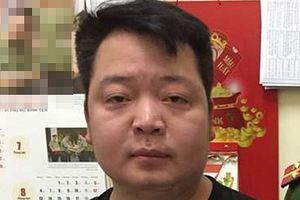 Kiểm tra hành chính phát hiện đối tượng trốn truy nã từ Yên Bái xuống Hà Nội