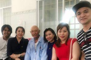 Đối diện với bệnh tật Nghệ sĩ Lê Bình vẫn lạc quan