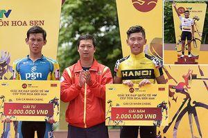Thêm sự cố tay đua thắng giải không được vinh danh