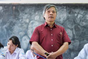 Năm học mới của thầy giáo Đỗ Việt Khoa
