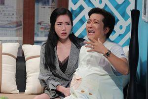 Trường Giang khoe nhẫn đính hôn để ngăn Elly Trần 'tán tỉnh'