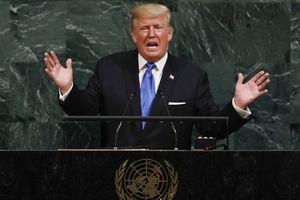 Tổng thống Trump chủ trì cuộc họp Hội đồng Bảo an LHQ về vấn đề Iran