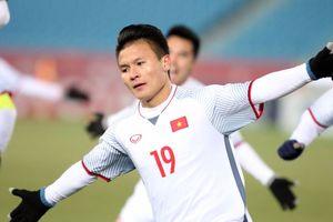 Quang Hải trở thành cầu thủ đáng xem nhất Asian Cup 2019