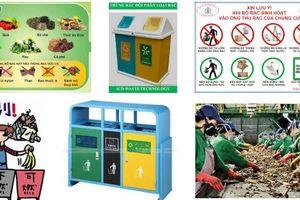 Người dân phải phân loại, lưu giữ chất thải rắn sinh hoạt theo quy định