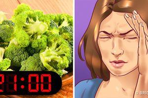 10 thực phẩm không nên ăn trước khi đi ngủ kẻo trằn trọc cả đêm