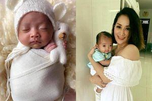 Khánh Thi kể lại hành trình sinh mổ con gái chỉ nặng 1,9kg, nguy hiểm đến tính mạng