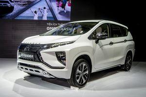 Mitsubishi Xpander có giá hấp dẫn hơn dự kiến
