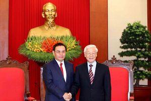 Vun đắp mối quan hệ đoàn kết đặc biệt Lào - Việt Nam ngày càng phát triển lên tầm cao mới