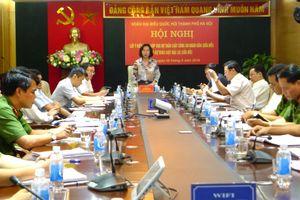 Đoàn đại biểu Quốc hội TP Hà Nội lấy ý kiến đóng góp hai dự thảo luật