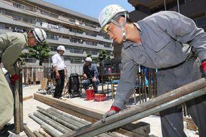 Lao động nước ngoài: Cứu cánh của xây dựng Nhật Bản