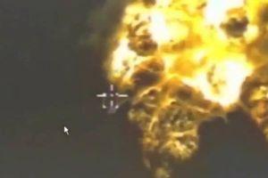 Máy bay Nga nã hỏa lực vào mục tiêu của nhóm khủng bố ở Idlib
