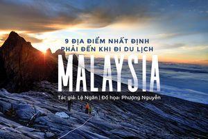 9 địa điểm nhất định phải đến khi du lịch Malaysia