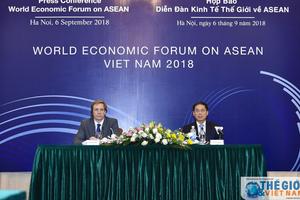 WEF ASEAN 2018: Quảng bá đất nước, doanh nghiệp Việt