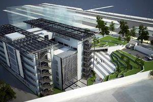 Ngôi nhà Xanh LHQ tại Hà Nội được giải thưởng công trình xanh thế giới