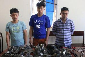 Bắt giữ băng nhóm lưu động trộm hàng chục hộp đen trên toàn quốc