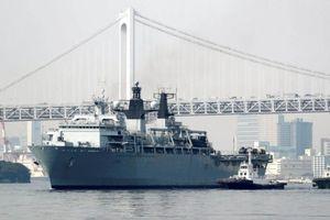 Tàu hải quân Anh tiến gần Hoàng Sa, Trung Quốc nói bị 'xâm phạm chủ quyền'