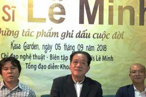 Nhạc sĩ Lê Minh tổ chức liveshow tri ân khán giả