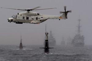 Dự báo trận chiến thứ tư Đại Tây Dương: Phương Tây 'nóng mặt' uy lực tàu ngầm Nga