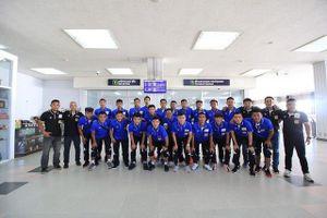 Đội tuyển Lào sang Barcelona tập huấn, quyết gây sốc ở AFF Cup 2018