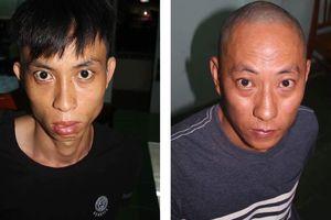 Bắt 2 nghi phạm táo tợn, dùng súng cướp ngân hàng ở Khánh Hòa