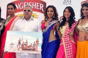 Ấn Độ: Chuẩn bị tịch thu tài sản của tỷ phú Vijay Mallya