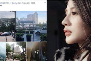 Á hậu Thái Mỹ Linh rời Sài Gòn sau nghi án bán dâm ngàn đô