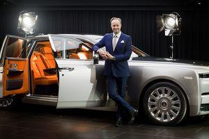 Hãng xe Trung Quốc FAW 'săn' sếp Rolls-Royce