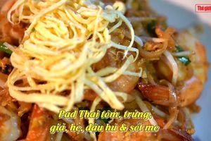 Đi ăn TukTuk Thái