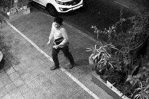 Ôtô của cựu phó giám đốc sở ở Đà Nẵng bị một người Hàn Quốc đột nhập