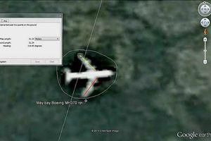 Thông tin tìm thấy máy bay MH370 trên báo Gia Lai là tin thất thiệt