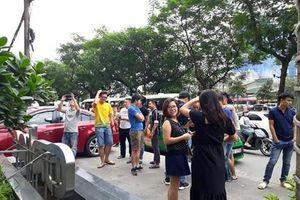 Động đất gây rung lắc ở Hà Nội, nhiều người dân hoảng hốt tháo chạy?