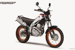 Cào cào phố Yamaha Tricker mới có giá 98 triệu đồng