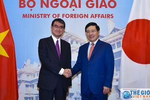 45 năm quan hệ ngoại giao Việt Nam – Nhật Bản: Thời gian ngắn cho bước tiến dài
