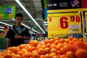 Thâm hụt thương mại Mỹ - Trung tăng kỷ lục lên 31 tỉ USD