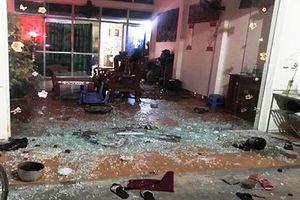 Kinh hoàng trước vụ nổ súng trong đêm tại TP. Hòa Bình