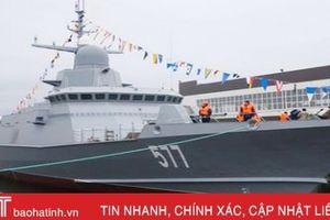 Nga buộc phải mua động cơ tàu chiến Trung Quốc