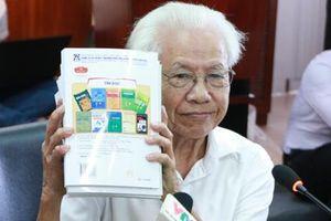 Giáo sư Hồ Ngọc Đại lên tiếng về công nghệ tiếng Việt