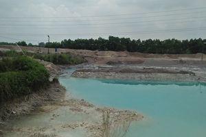 Thái Nguyên: Dân 'tố' bãi tập kết tro xỉ thải của nhà máy Cao Ngạn gây ô nhiễm