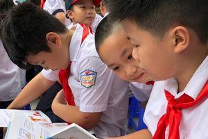 Phát động Cuộc thi 'Đọc sách vì tương lai' dành cho thiếu nhi