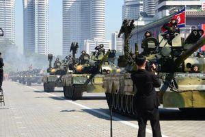 Lý do không có video phát sóng trực tiếp lễ duyệt binh 70 năm Quốc khánh Triều Tiên