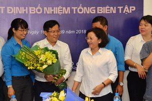 Ông Tô Đình Tuân giữ chức Tổng Biên tập báo Người Lao Động