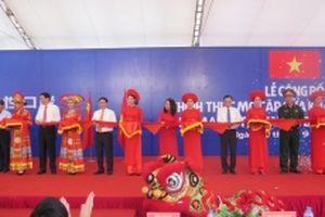 Chính thức mở cặp cửa khẩu Chi Ma (Việt Nam) - Ái Điểm (Trung Quốc)