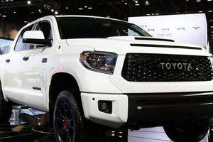 Siêu bán tải Toyota Tundra TRD Pro mới giá 1,2 tỷ đồng