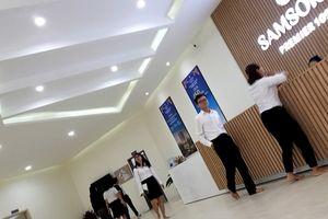 Dự án chung cư Samsora Premier 105 Chu Văn An, Hà Đông: Chưa hoàn thành đã đưa vào sử dụng?