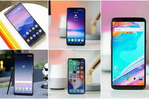 6 smartphone tầm trung đáng mua hiện nay