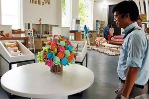 Dệt may, da giày TP. Hồ Chí Minh tăng trưởng ngày càng cao
